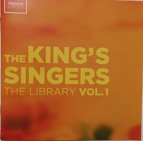 The King's Singers<br>The Library Vol. 1<br>CD, EP